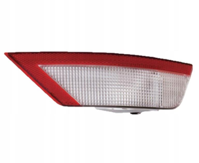 лампа заднего вида сзади ford focus mk2 ii lift 2008-