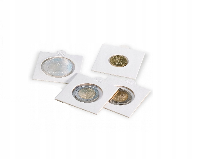 HOLDERY НА Монеты LEUCHTTURM 25 штук 25