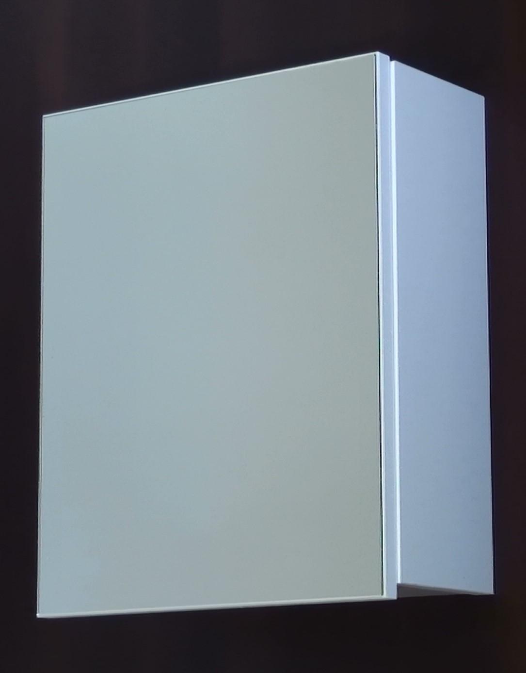 Kabinet vaňa zrkadlo 40 cm biele