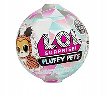 LOL SURPRISE FLUFFY PETS zviera v kožušine