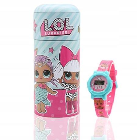 L.O.L. Prekvapenie! Detské náramkové hodinky LOL