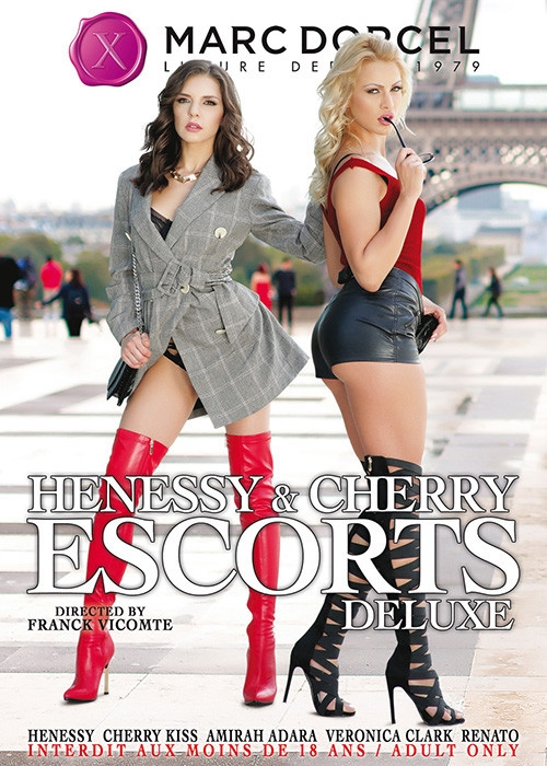 Item Luxury Parisian Whore Dorcel Porn DVD