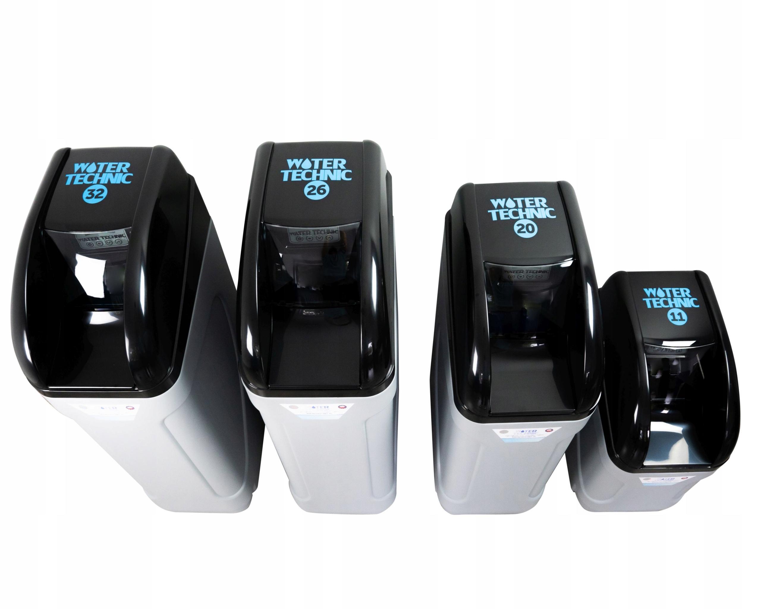 ZMIĘKCZACZ WODY WATER TECHNIC 32 +GENERATOR CHLORU Marka Water Technic