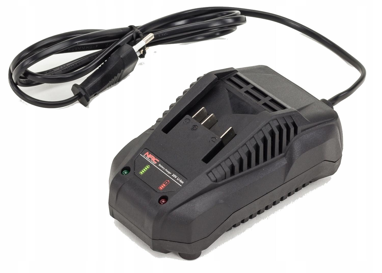 20V nabíjačka NAC BC-LI-20V na batérie