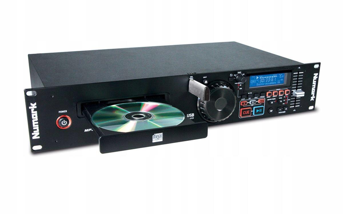 Item Numark MP103 USB CD player/MP3/USB