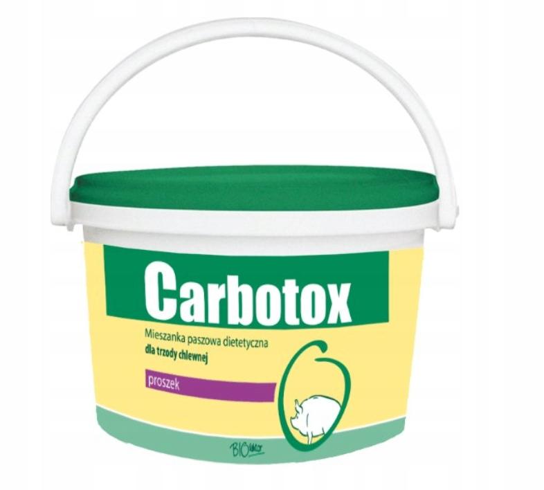 Комбикорм для свиней Carbotox 1кг KARBOTOX