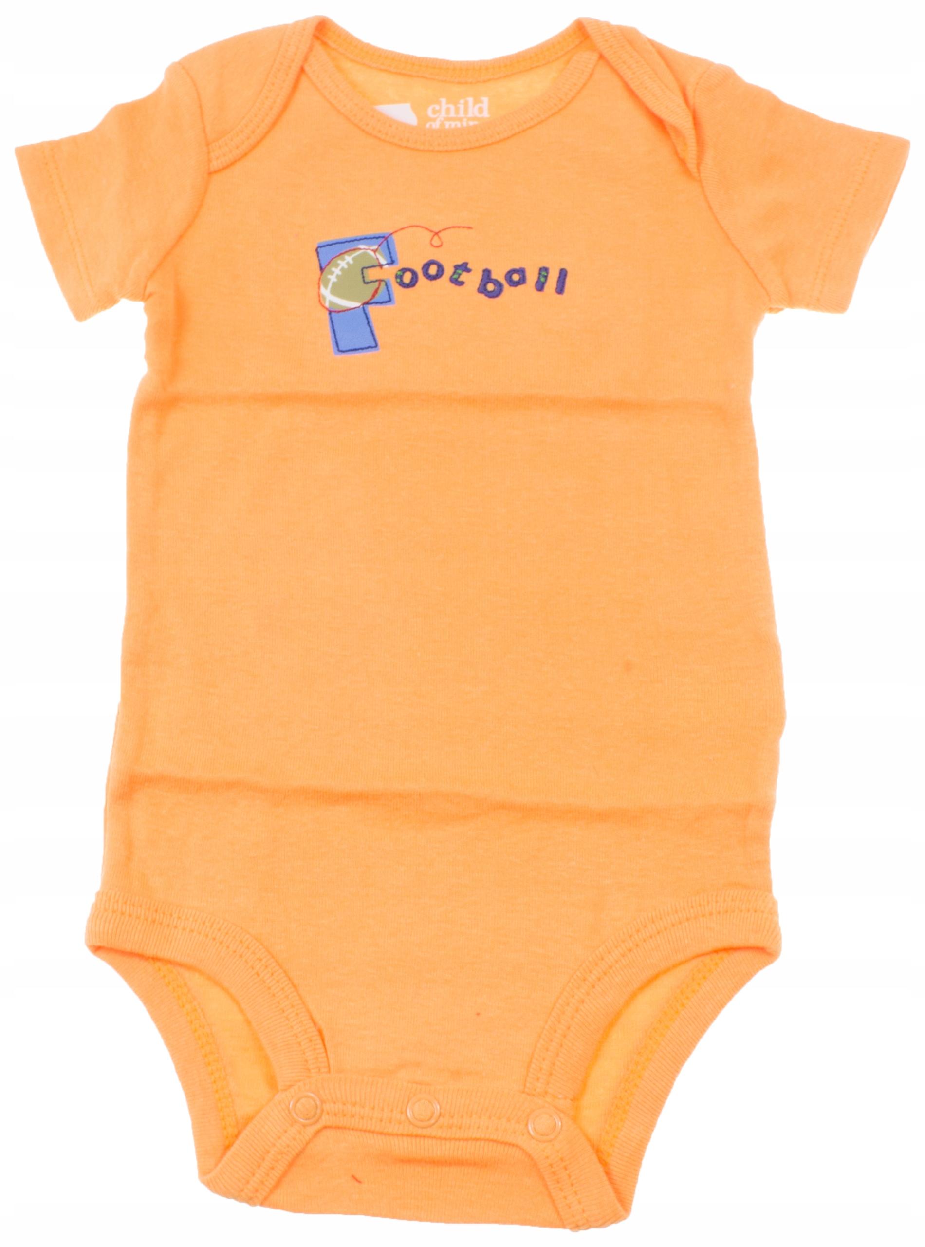 Carter's Body niemowlęce krótki rękaw 6 9m r.68 8196355611