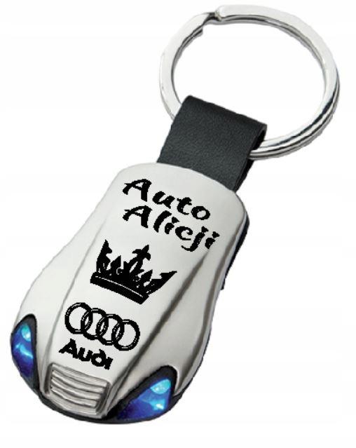 Брелок для авто светодиодного фонаря Opel Ford BMW KIA Audi VW