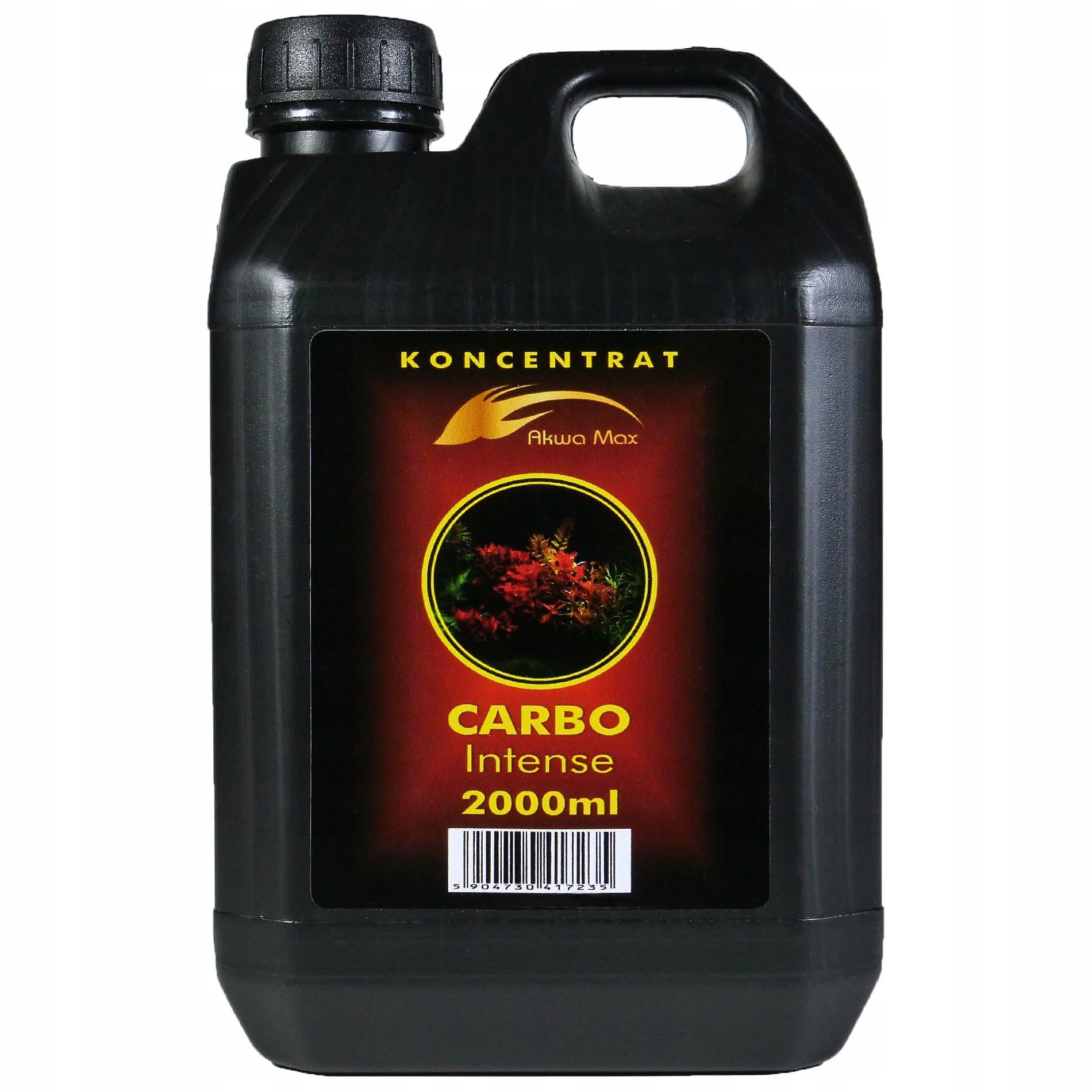 AKWA MAX CARBO INTENSE 2000ml/200 000L. KONCENTRAT