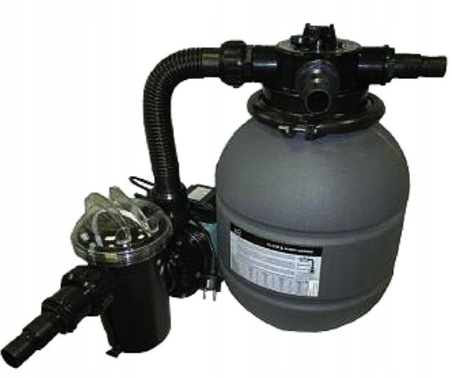 Piesková filtračná filtračná filtračná set FSP300 čerpadlo