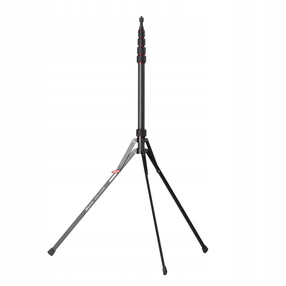 Купить Quadralite Verso 200 CF Штатив, осветительное оборудование RIMEX на Otpravka - цены и фото - доставка из Польши и стран Европы в Украину.