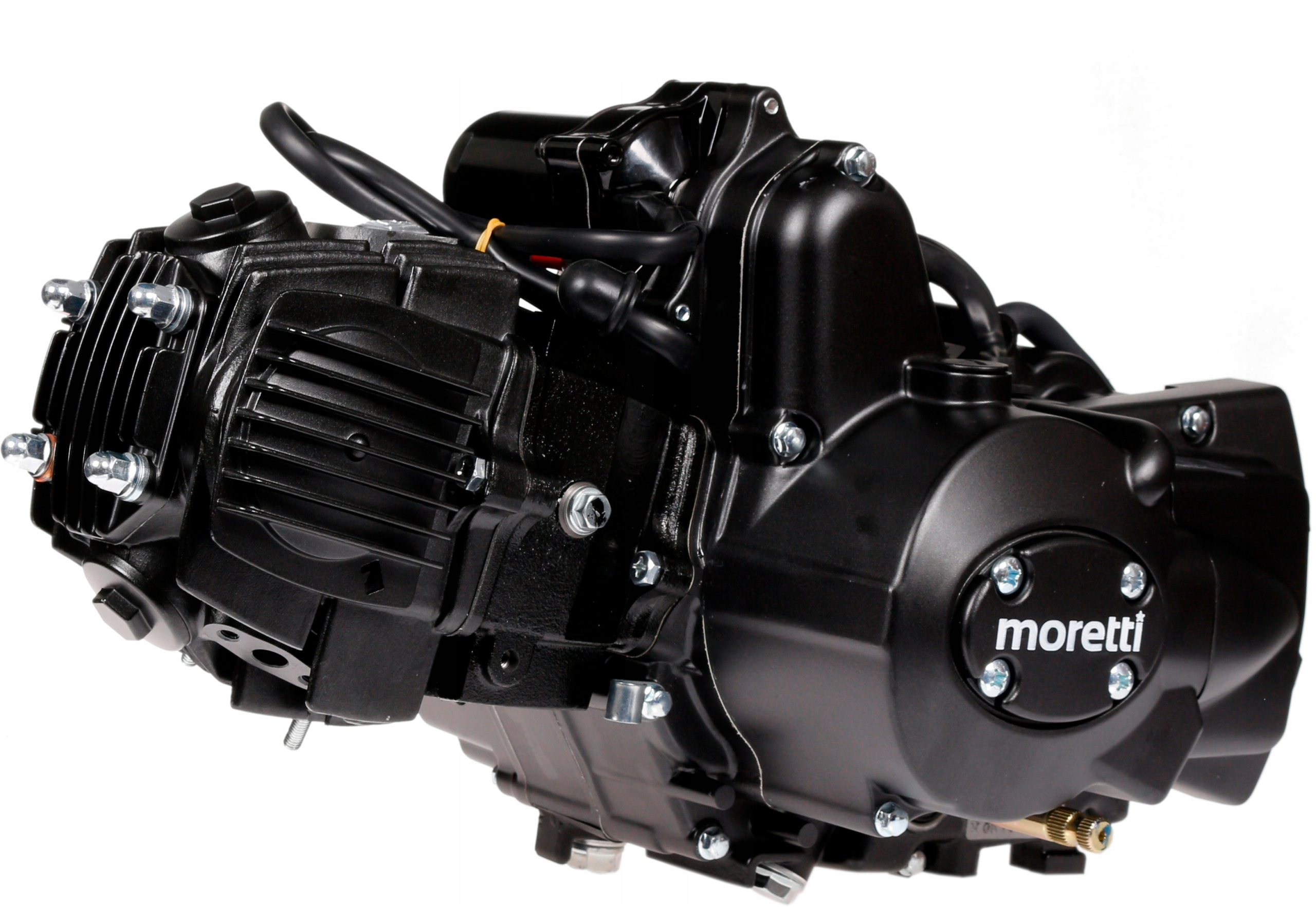 Двигатель 110cc Moretti 4T Юноша Romet Barton Zipp доставка товаров из Польши и Allegro на русском