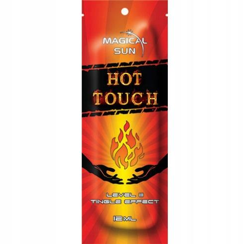 Horúci dotyk silne otepľovanie