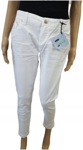 Q773 Nowe Spodnie Bawełniane Yesyes r.42