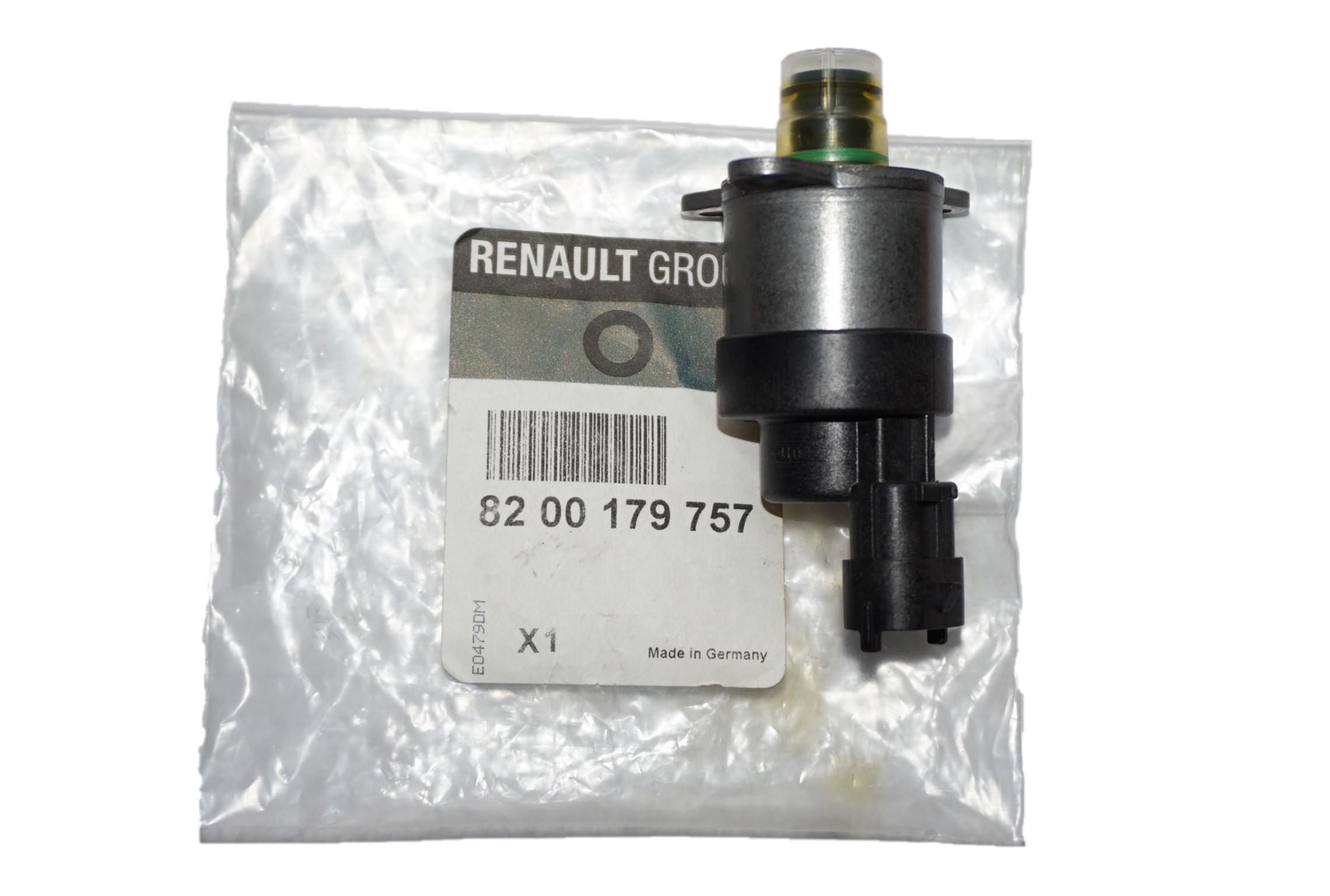 клапан давления топлива renault 19 22 25 dci