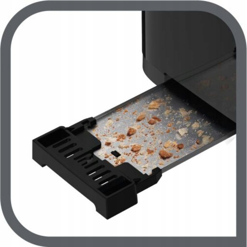 TEFAL Toaster TT6408 Toaster + TEFAL Digital Kettle Функции для размораживания хлеба