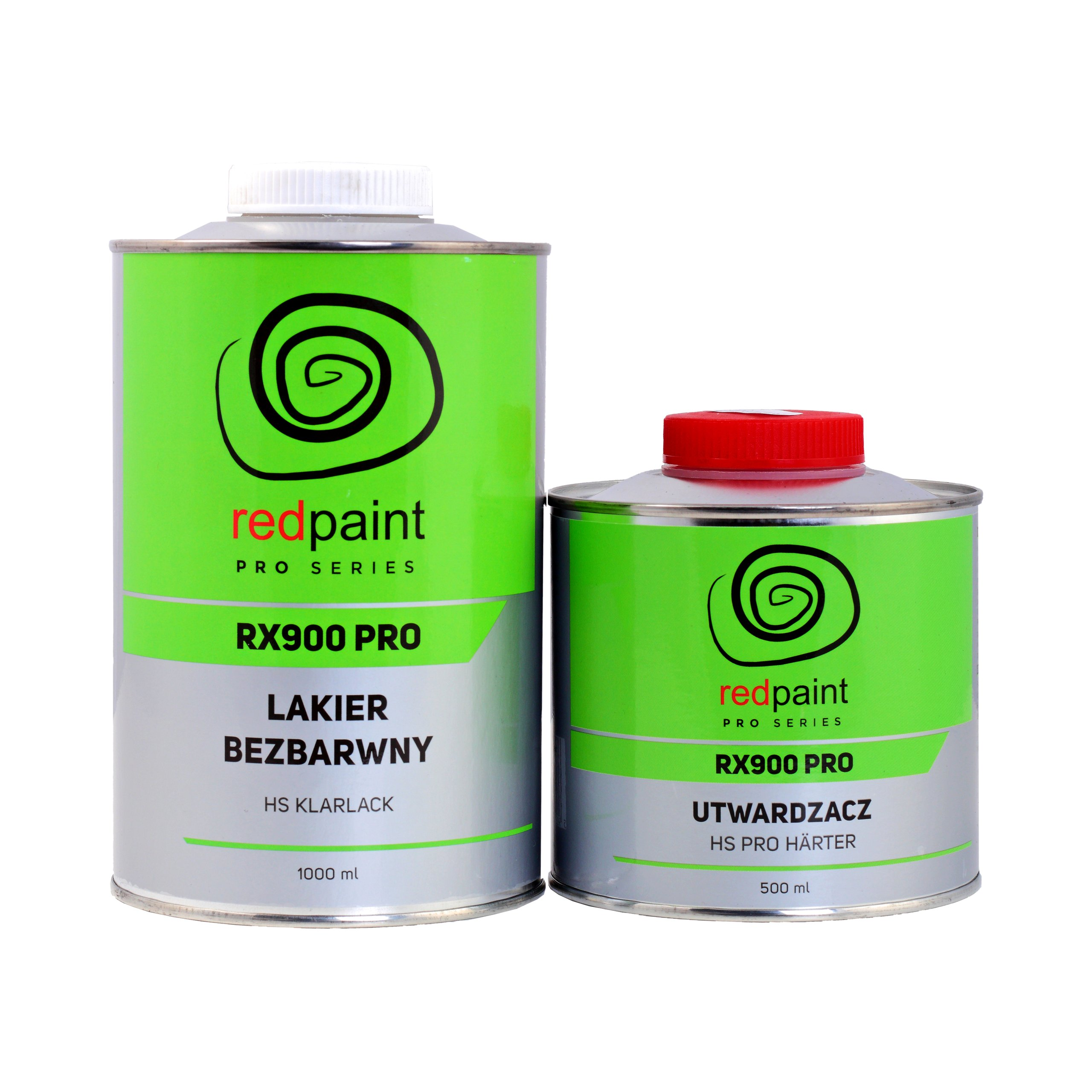 REDPAINT RX900 1,5L LAKIER + UTWARDZACZ NORMAL