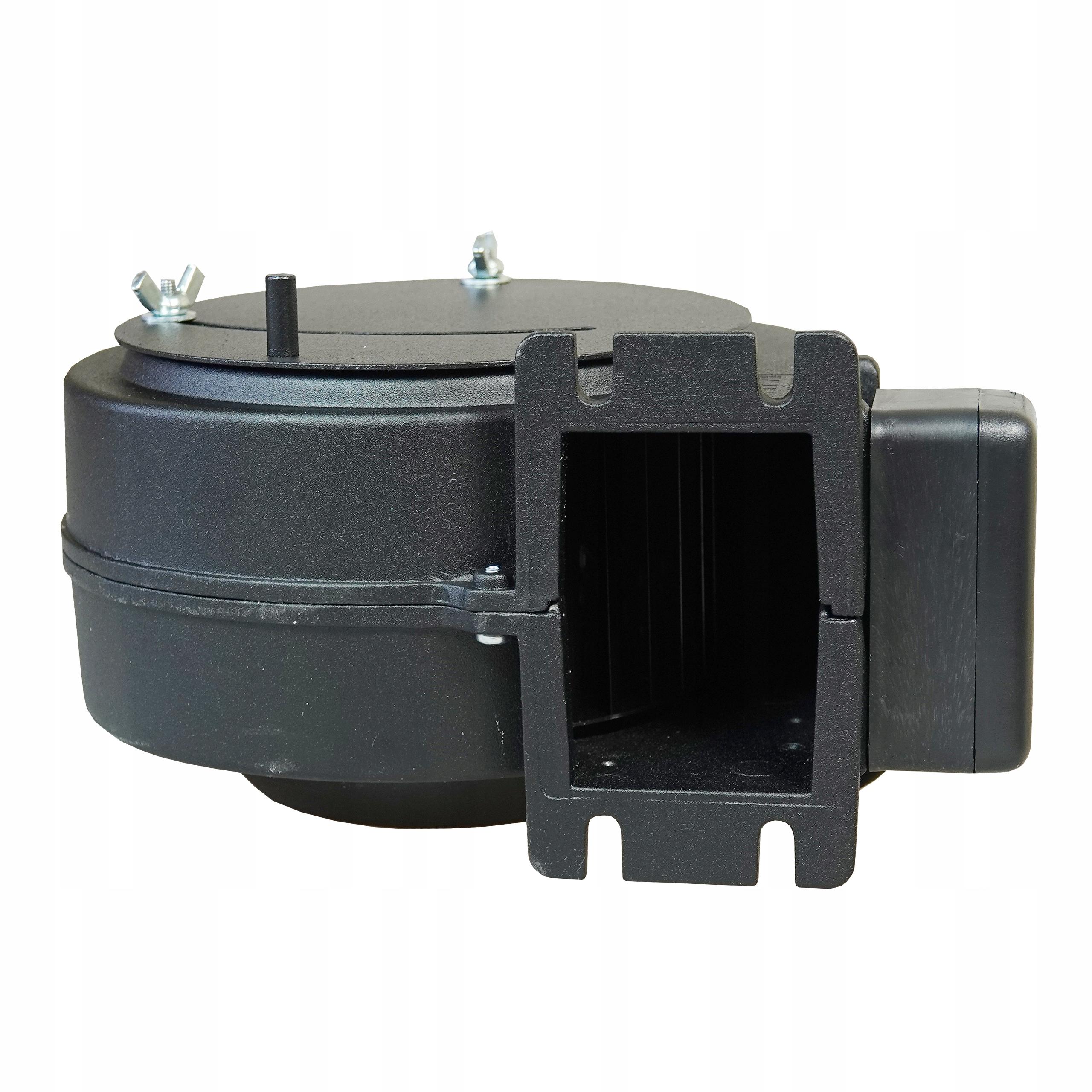 Dúchadlo pre kotol na kúrenie WPA x6 / WBS 6a. Hmotnosť produktu s samostatným balením 2,6 kg