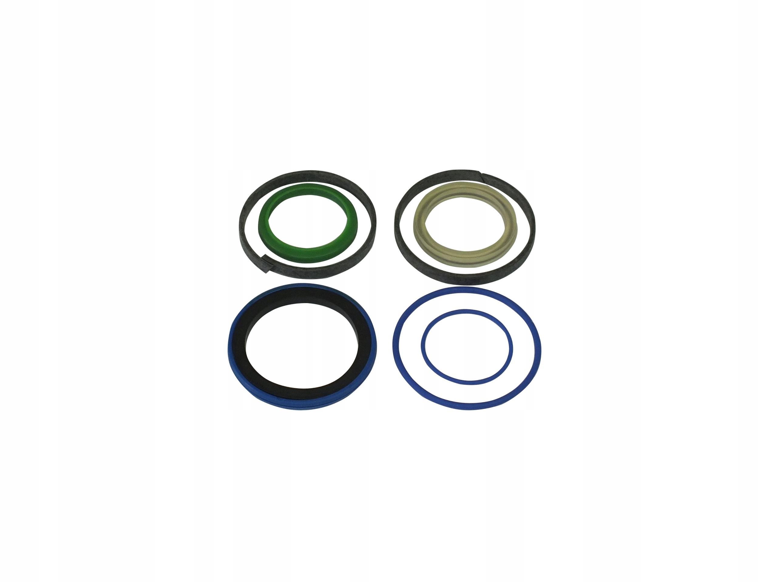 Комплект уплотнений гидроцилиндра JCB 3CX,4CX, 60x110 изображение 1