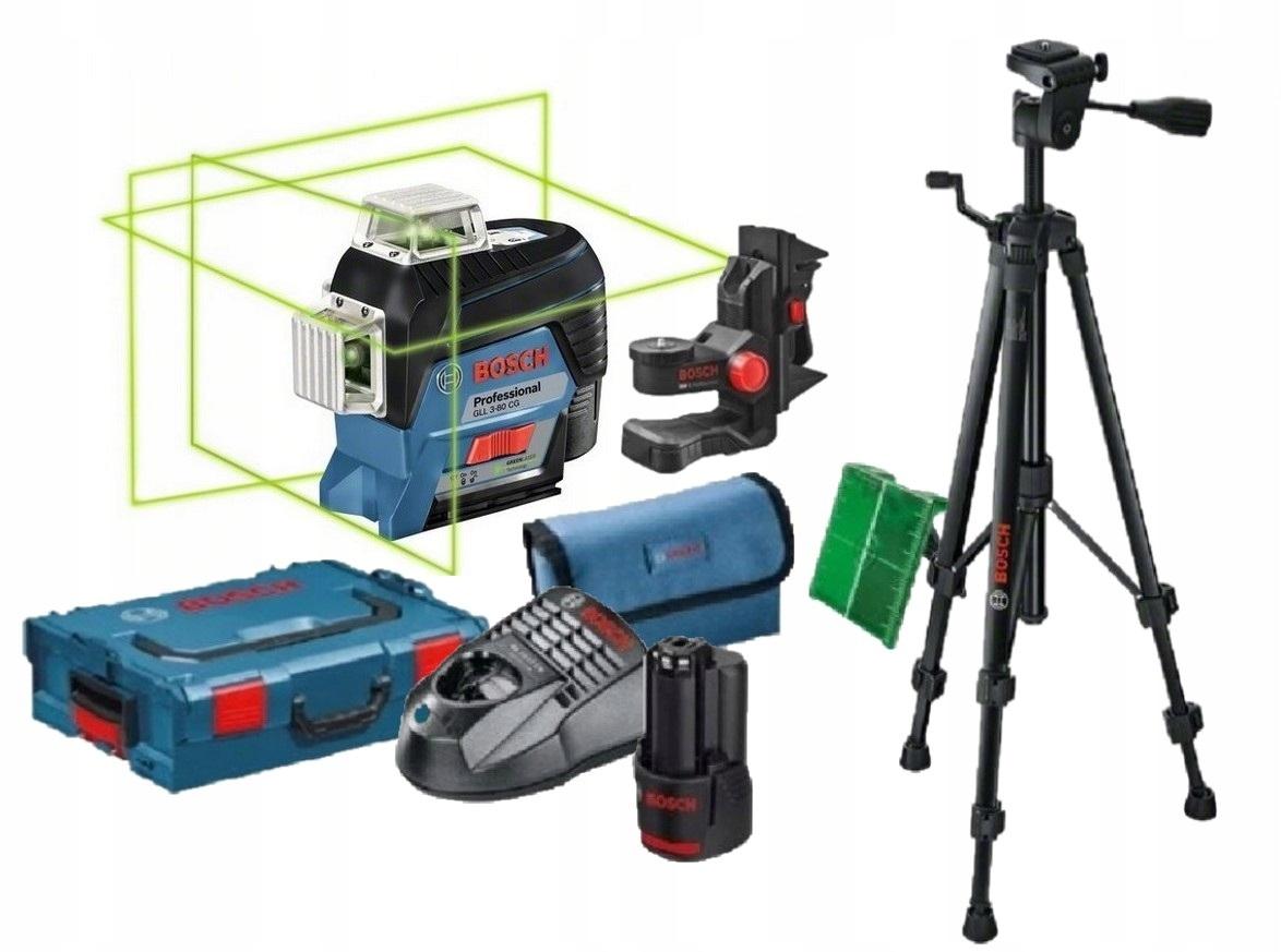Bosch Gll 3 80 Cg Laser Bm1 Bt150 L Boxx 8609467393 Allegro Pl