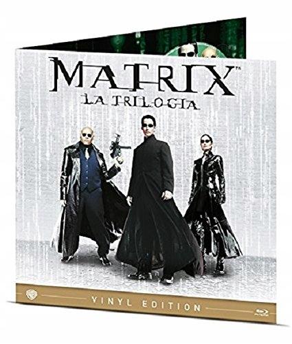 Matrix - Vintage Kolekcia (Vinyl Kryt Blu-ray)