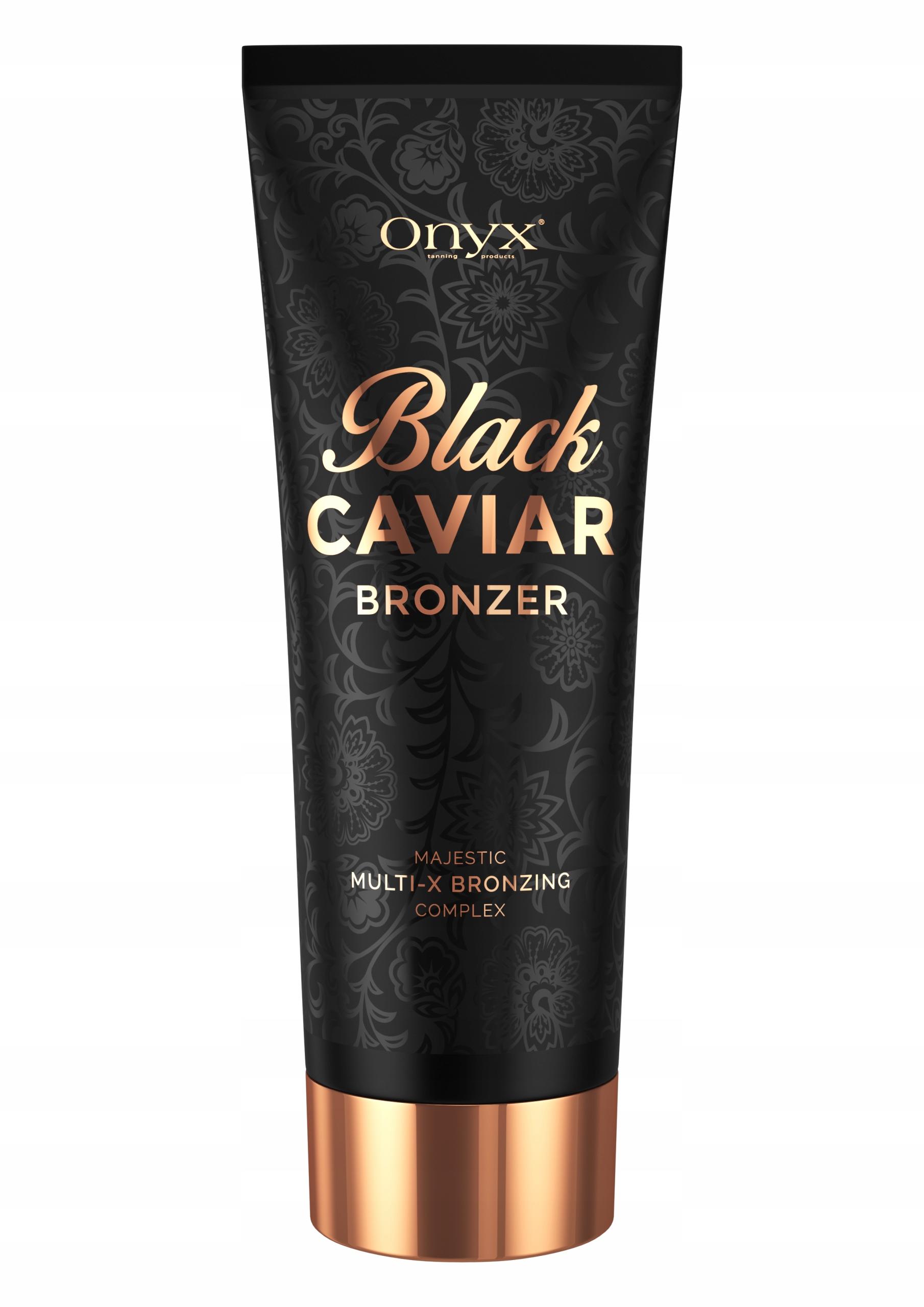 Onyx Black Caviar Balsam Do Opalania W Solarium 8856901758 Allegro Pl