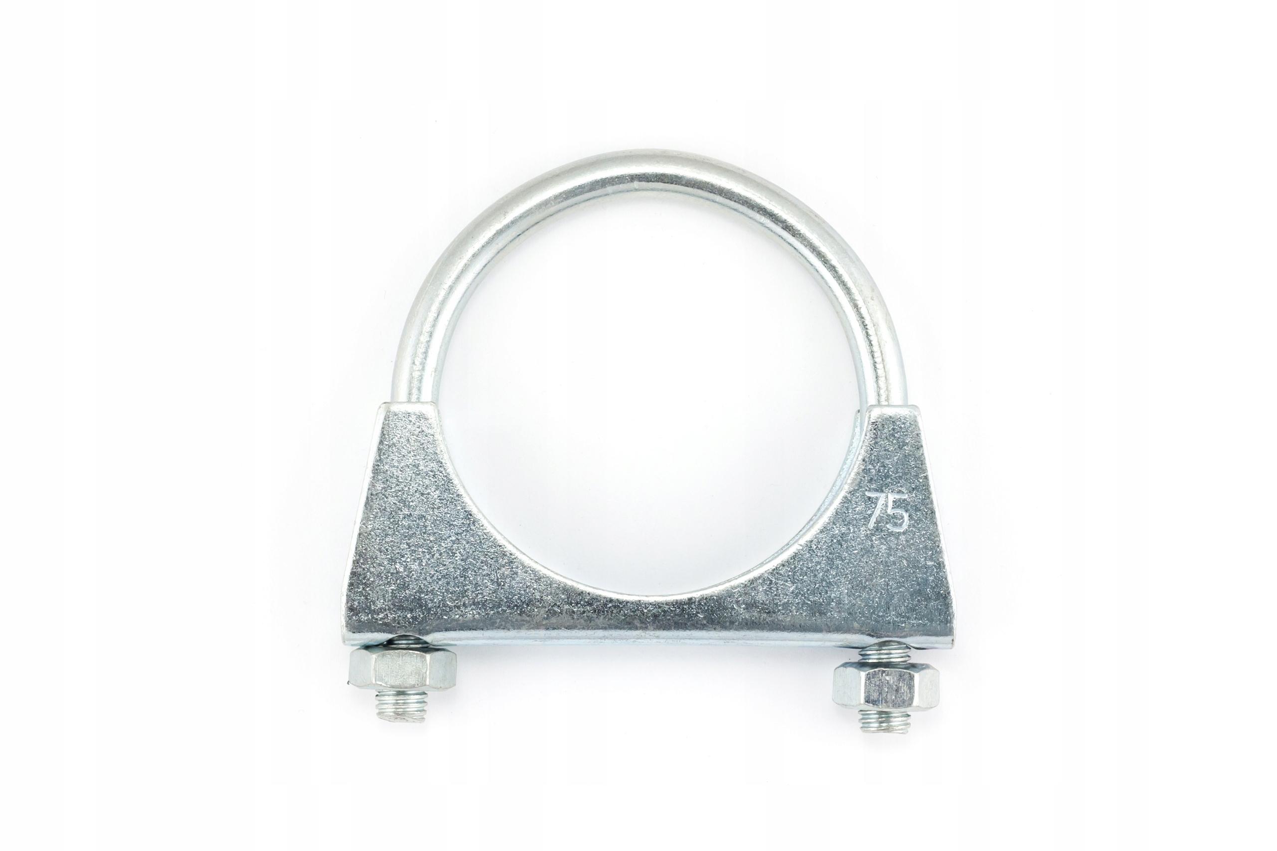 зажим повязка глушителя выдохе m10x75 мм fi 75 мм