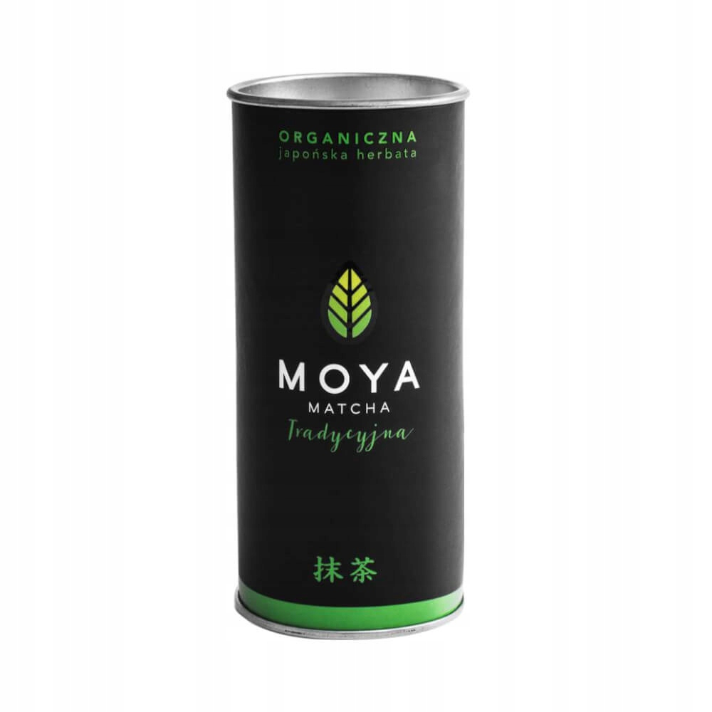 Item MOYA TRADITIONAL GREEN TEA JAPAN MATCHA 30g