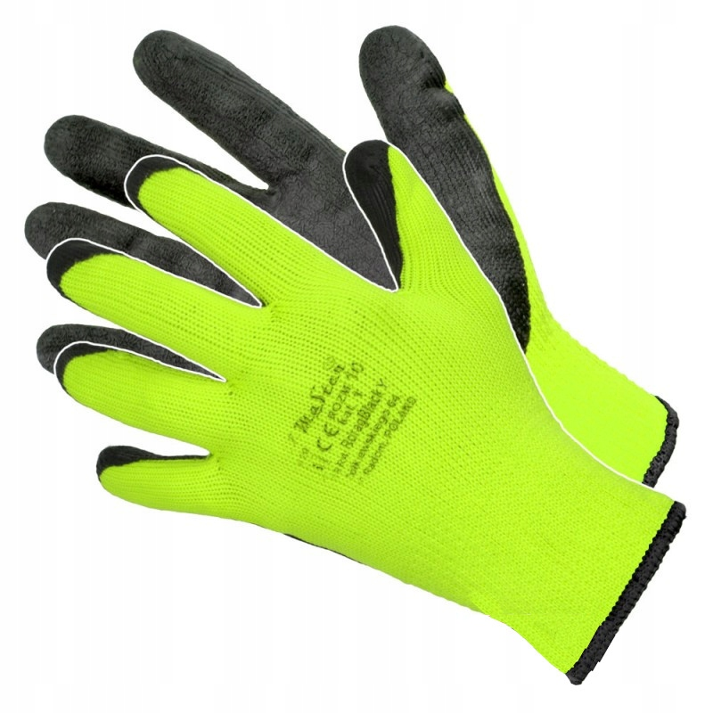 Перчатки рабочие зимние утепленные крепкие RDRAG r10