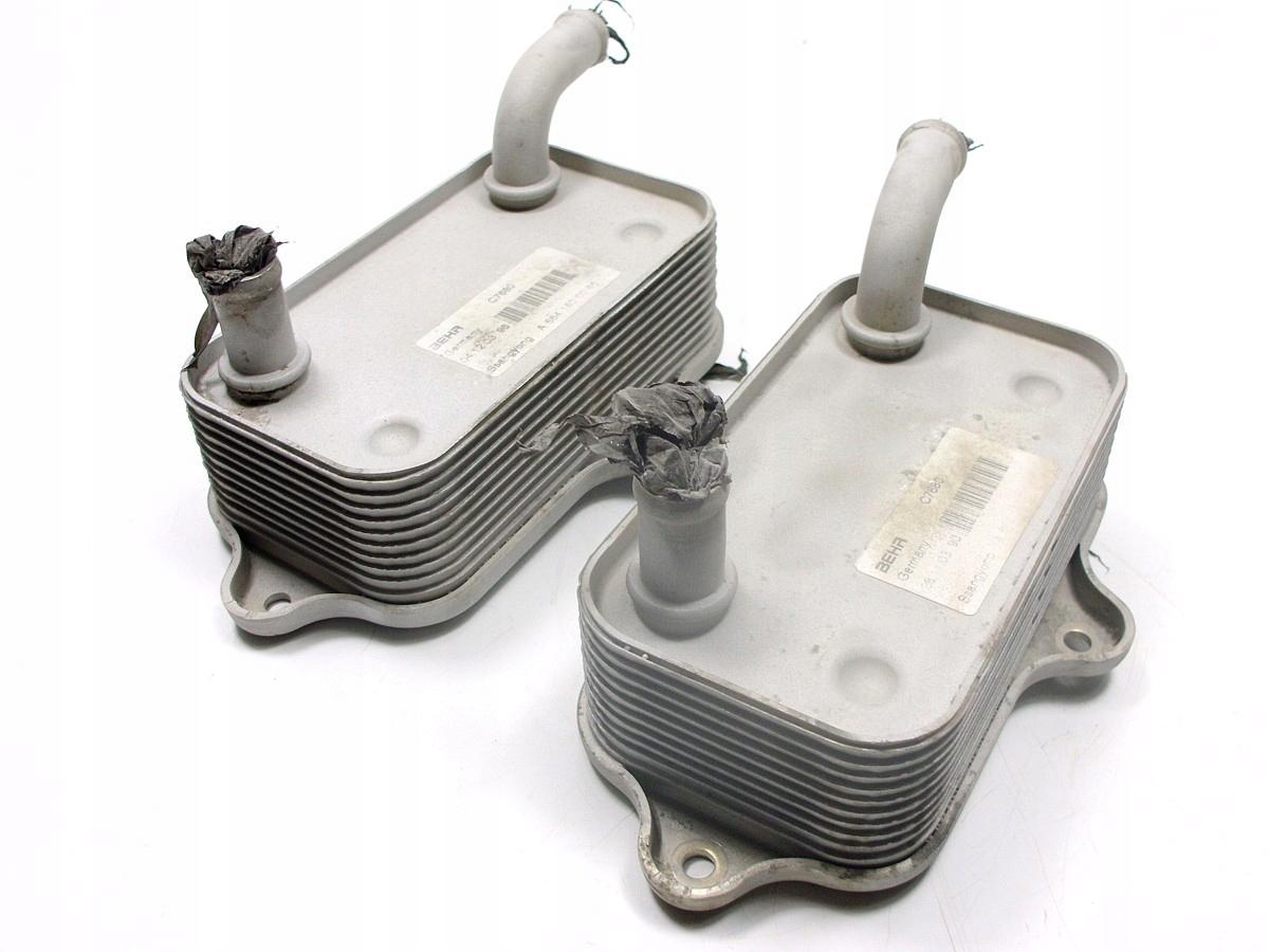 ssangyong rexton 27 xdi радиатор масла behr