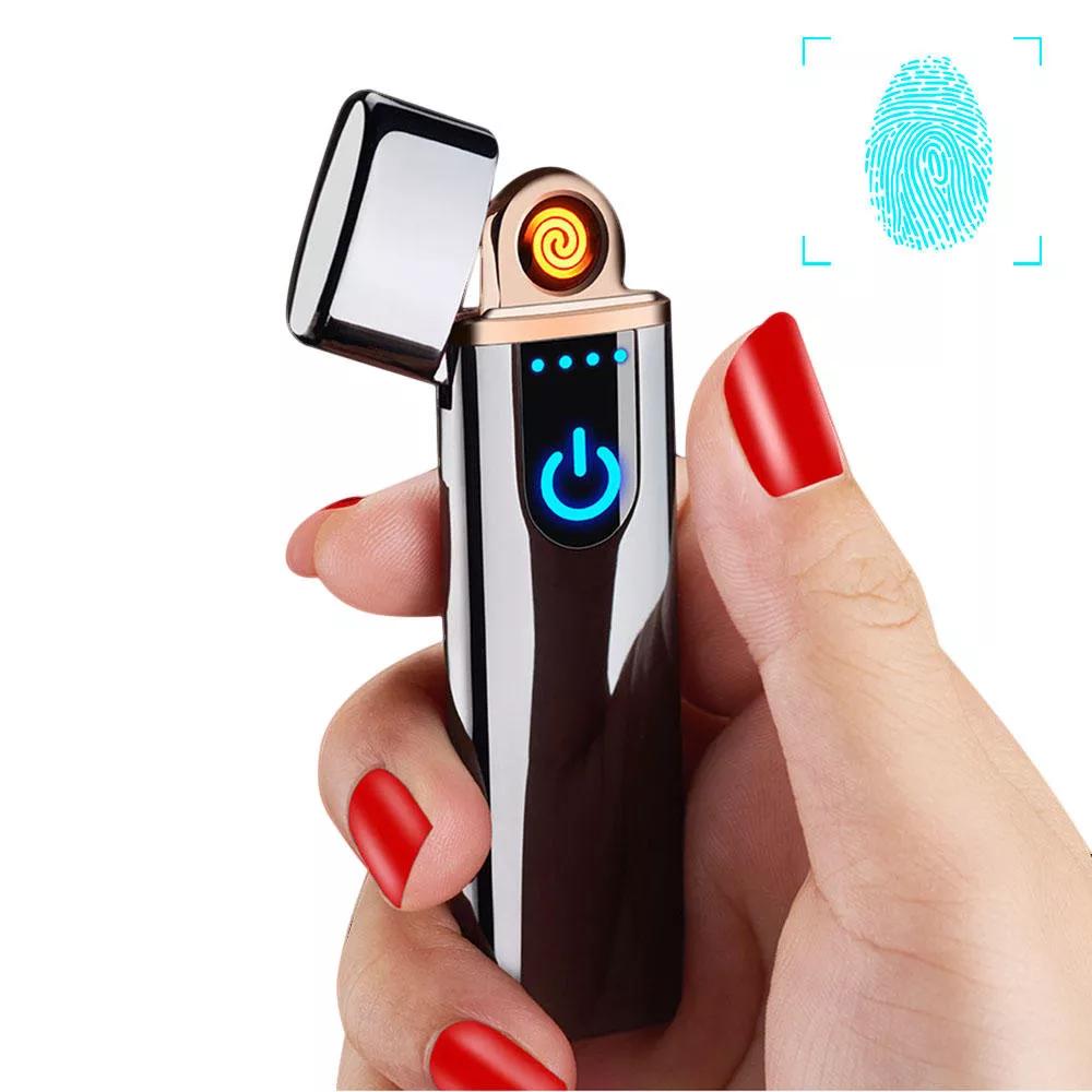 Zapalniczka Plazmowa na USB Sterowana Dotykiem