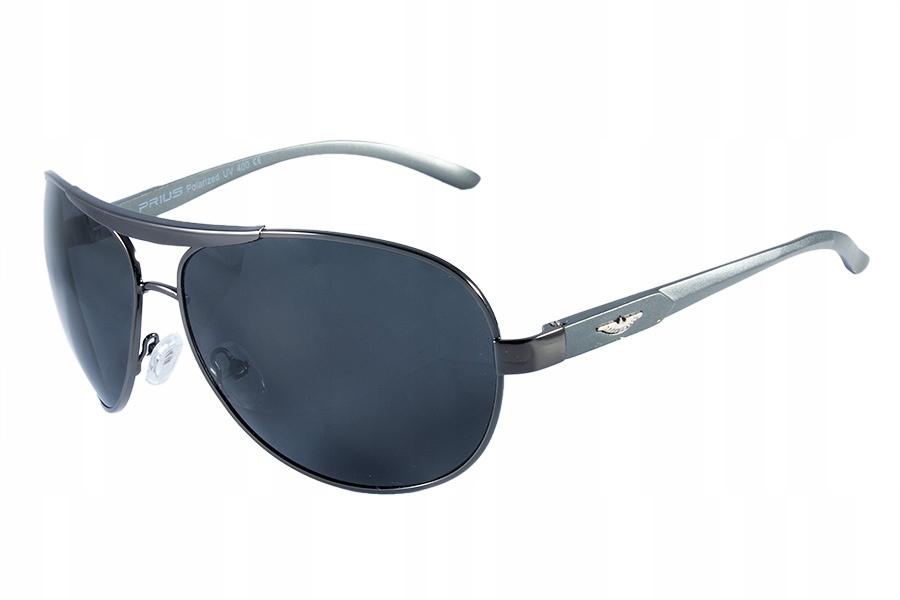 очки Rowerowe Na Rower Męskie Polaryzacyjne HD