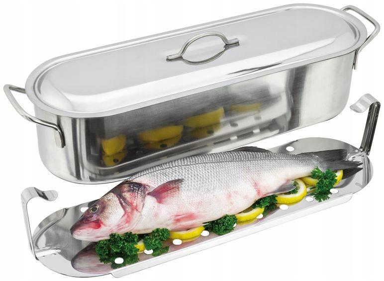 V ňom Sudca pre ryby indukčné 50X18X13 Nový Trh