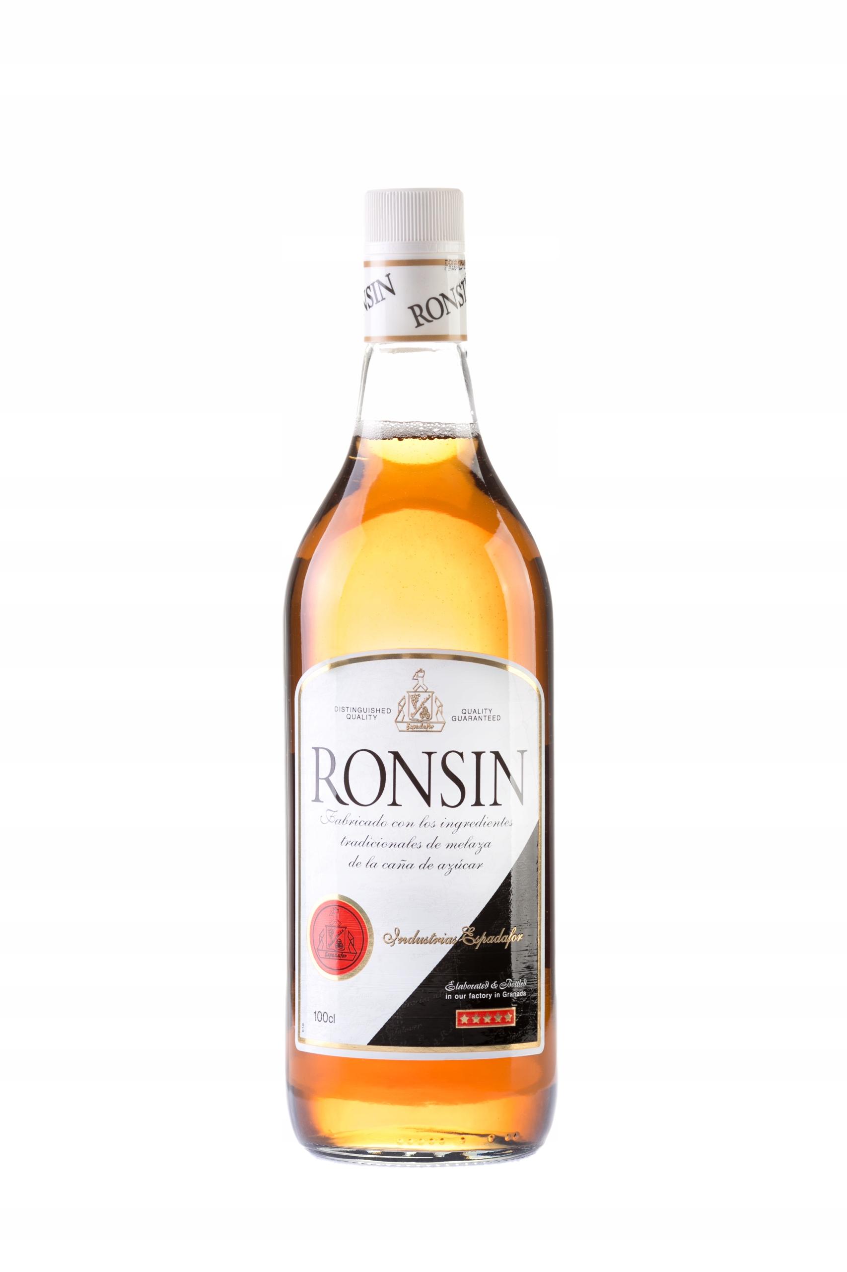 RONSIN - rum bezalkoholowy 0%