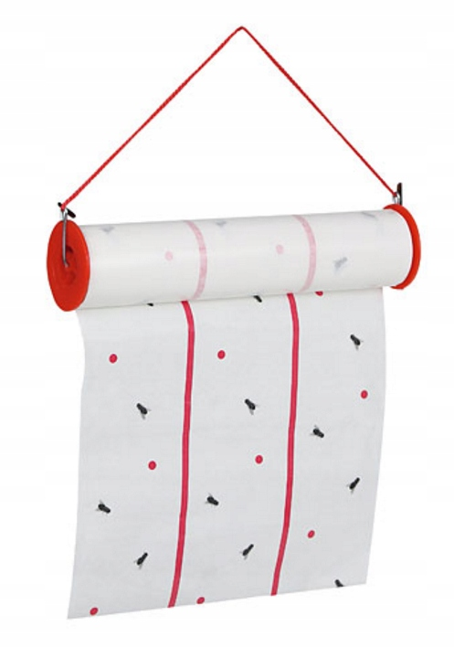 Flypaper, Ловушка для мух для Коровника в Роли 10 mb x 25 см