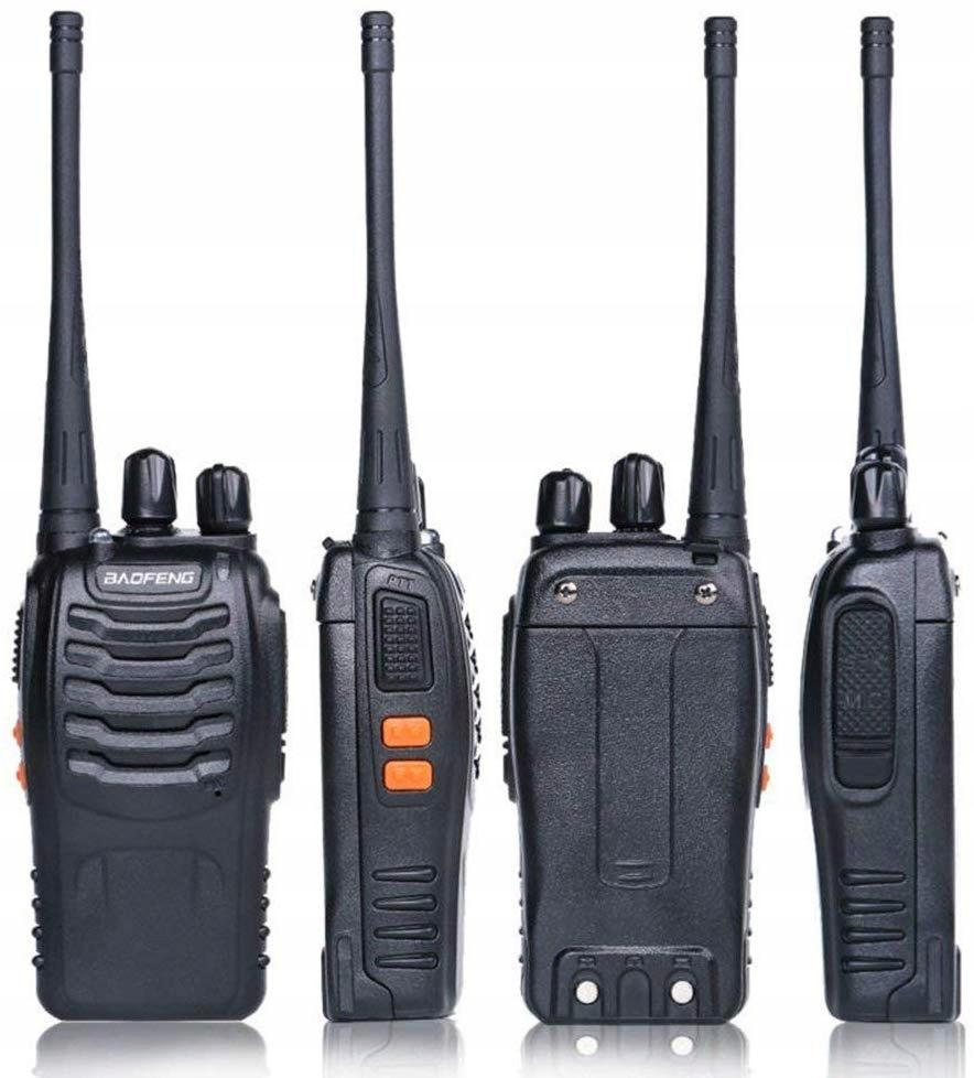 Купить 2 x Baofeng BF-888s HT Walkie-talkie PMR Nowa wers на Otpravka - цены и фото - доставка из Польши и стран Европы в Украину.