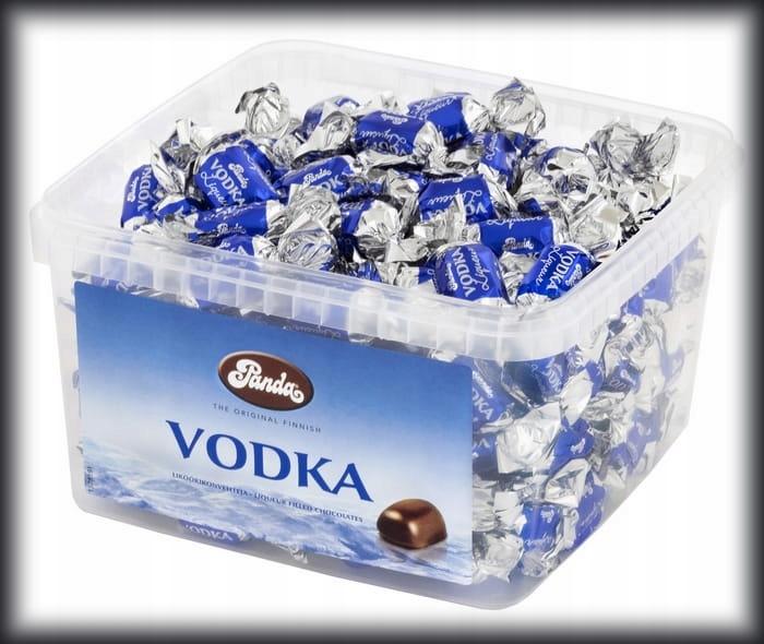 Čokoláda Vodka Vodka Panda 1,3 kg
