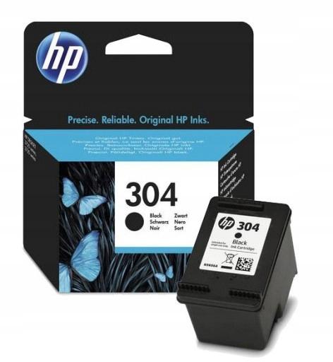 Item Original HP inks 304 BLACK N9K06AE DeskJet 2620