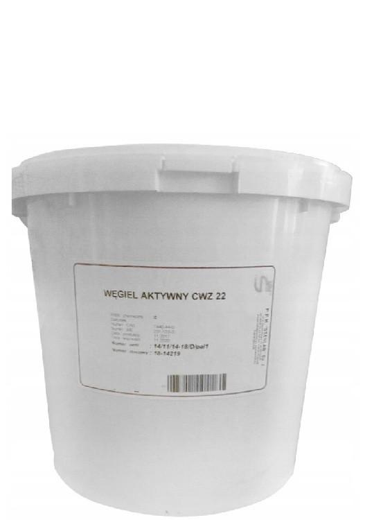Węgiel AKTYWNY 250g STANLAB CWZ 22 Proszek czysty