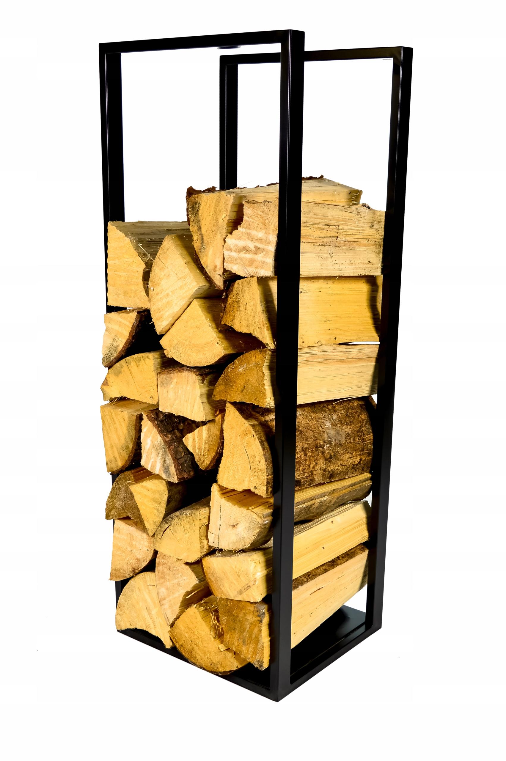 Подставка для дров корзина стенд 100