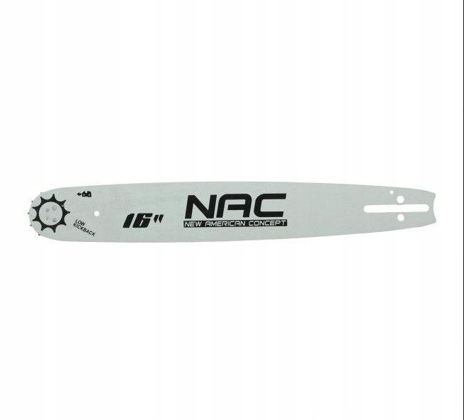 """Vodiaca lišta 16 """"40cm 325 '1,5mm pre NAC pílku"""