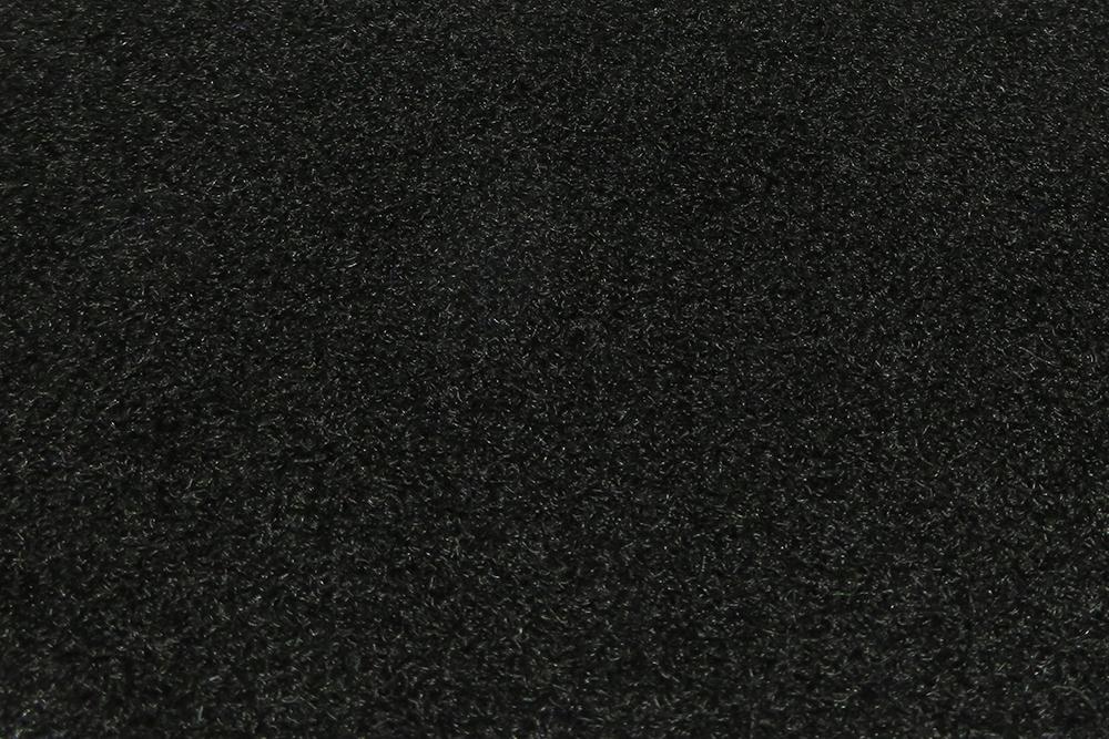 Wykładzina 5 mm szer.2 m z atestem Miękka czarna