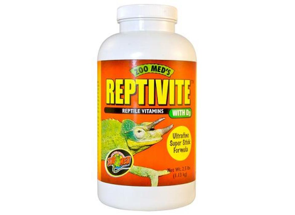 Zväčšené reptivity 57g vitamíny s vtipom d3 pre plazy