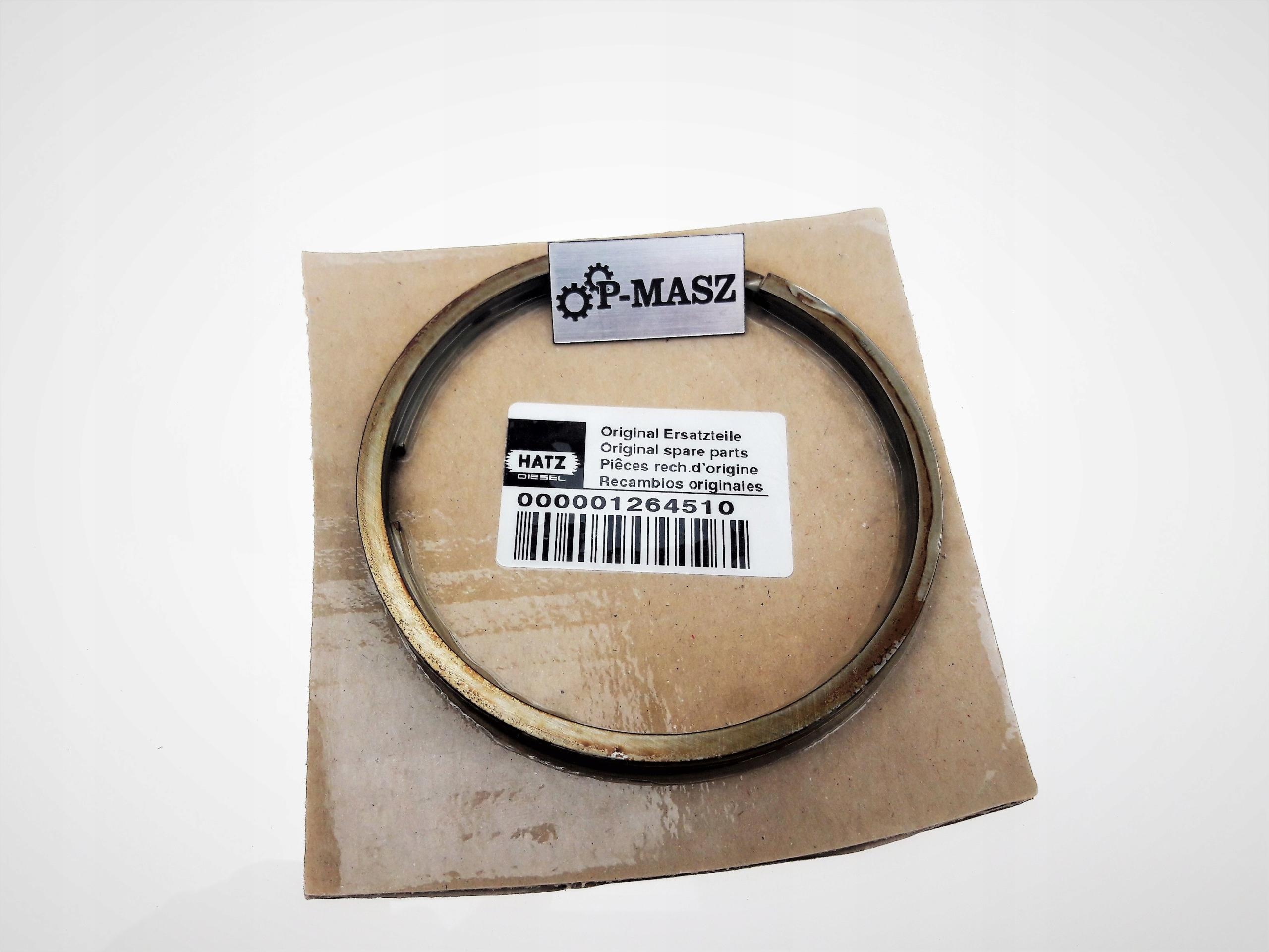 Кольца Hatz 0,50 1D81 01264510