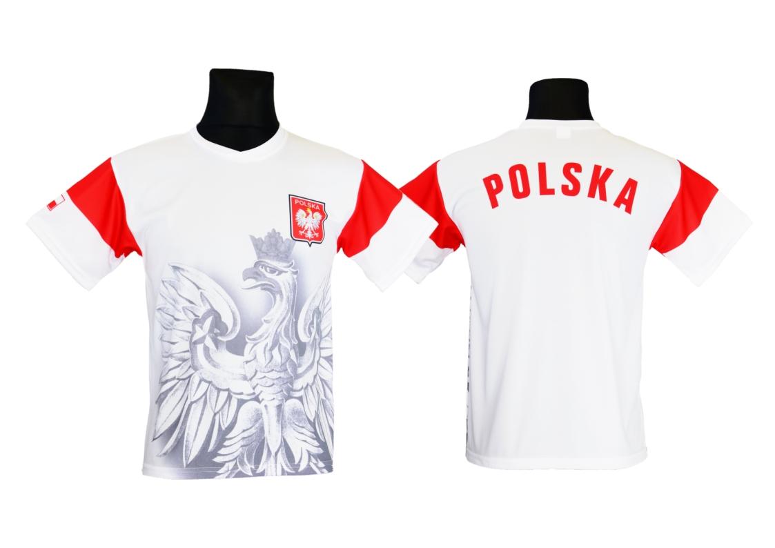ПОЛЬША ORZEŁ koszulka kibica reprezentacji - XL