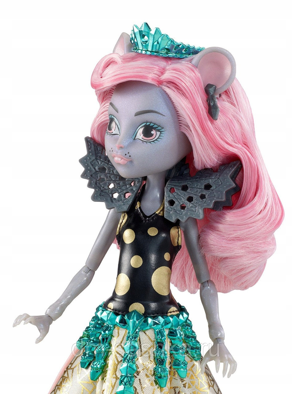 Monster High Mousecedees King Boo York UNIKAT