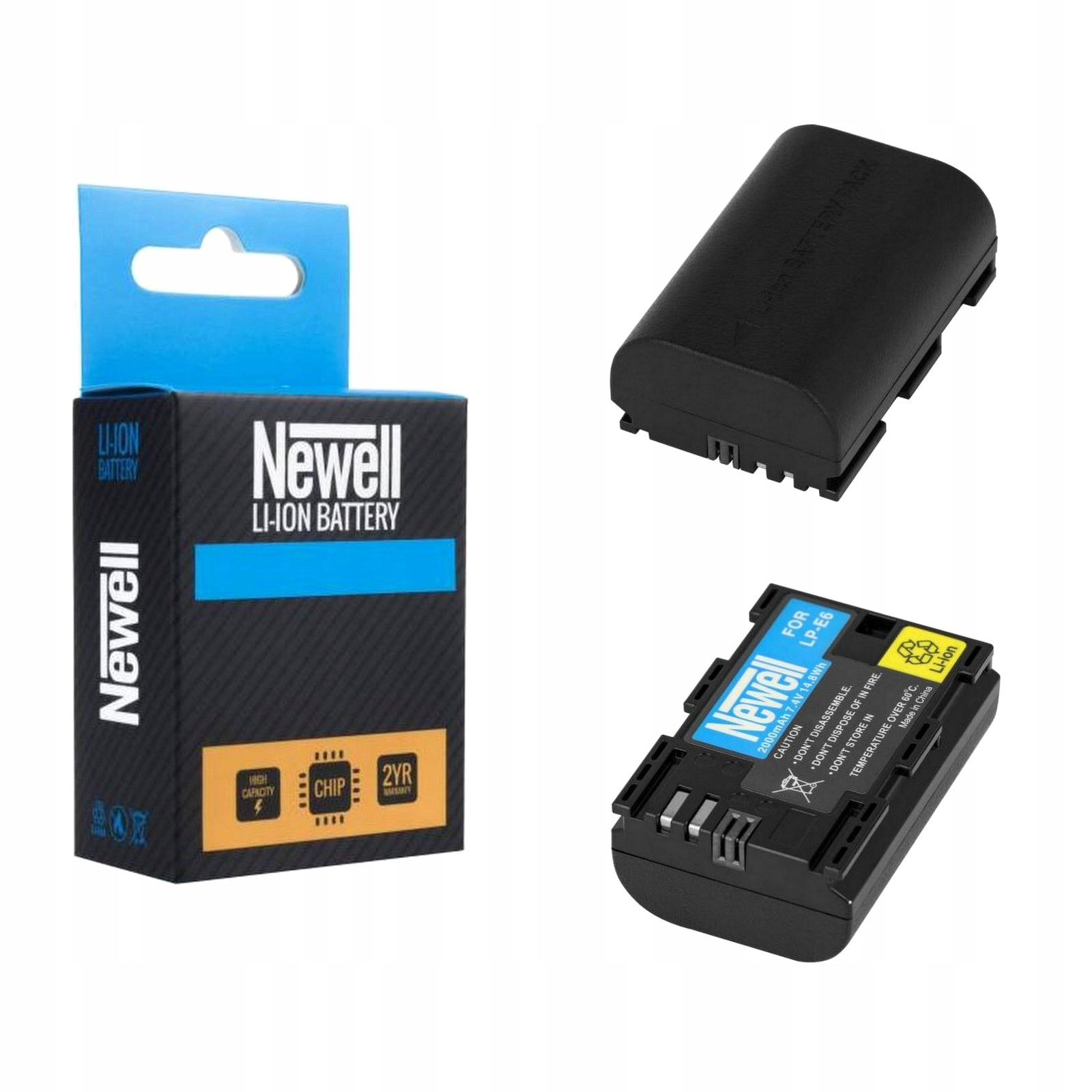 Item Battery NEWELL for CANON LP-E6 LP-E6N