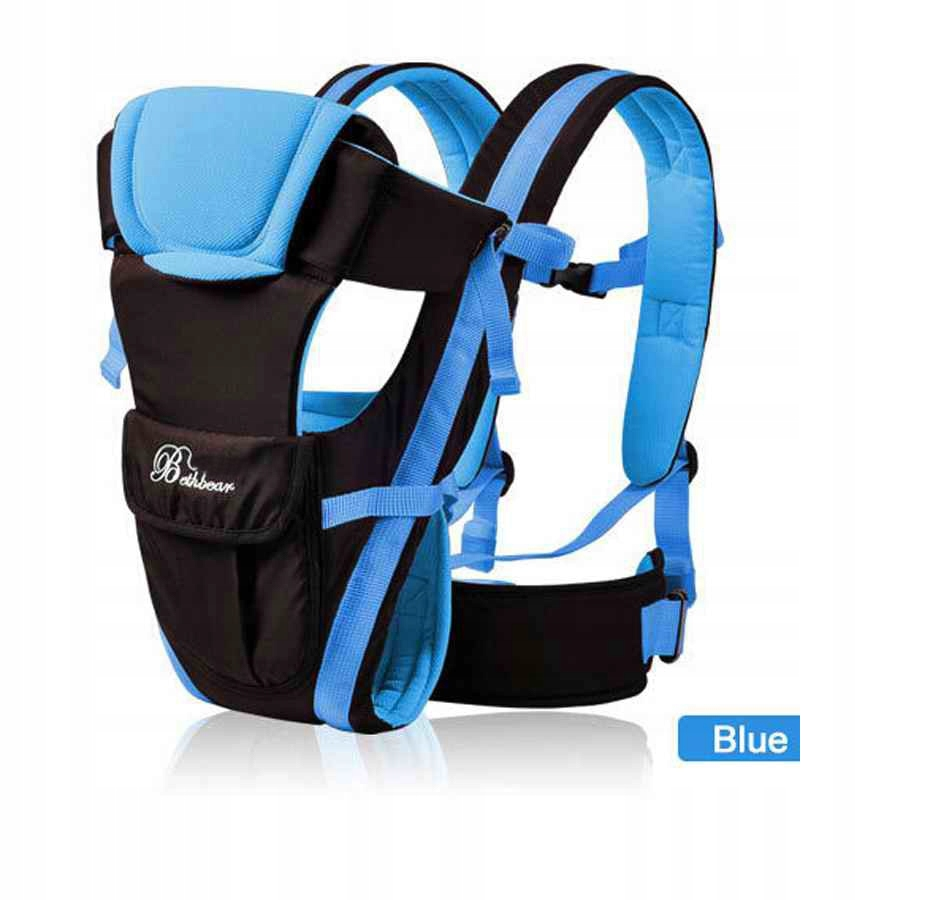 BABY CARRIER 4v1 0-30msc MODRÝ