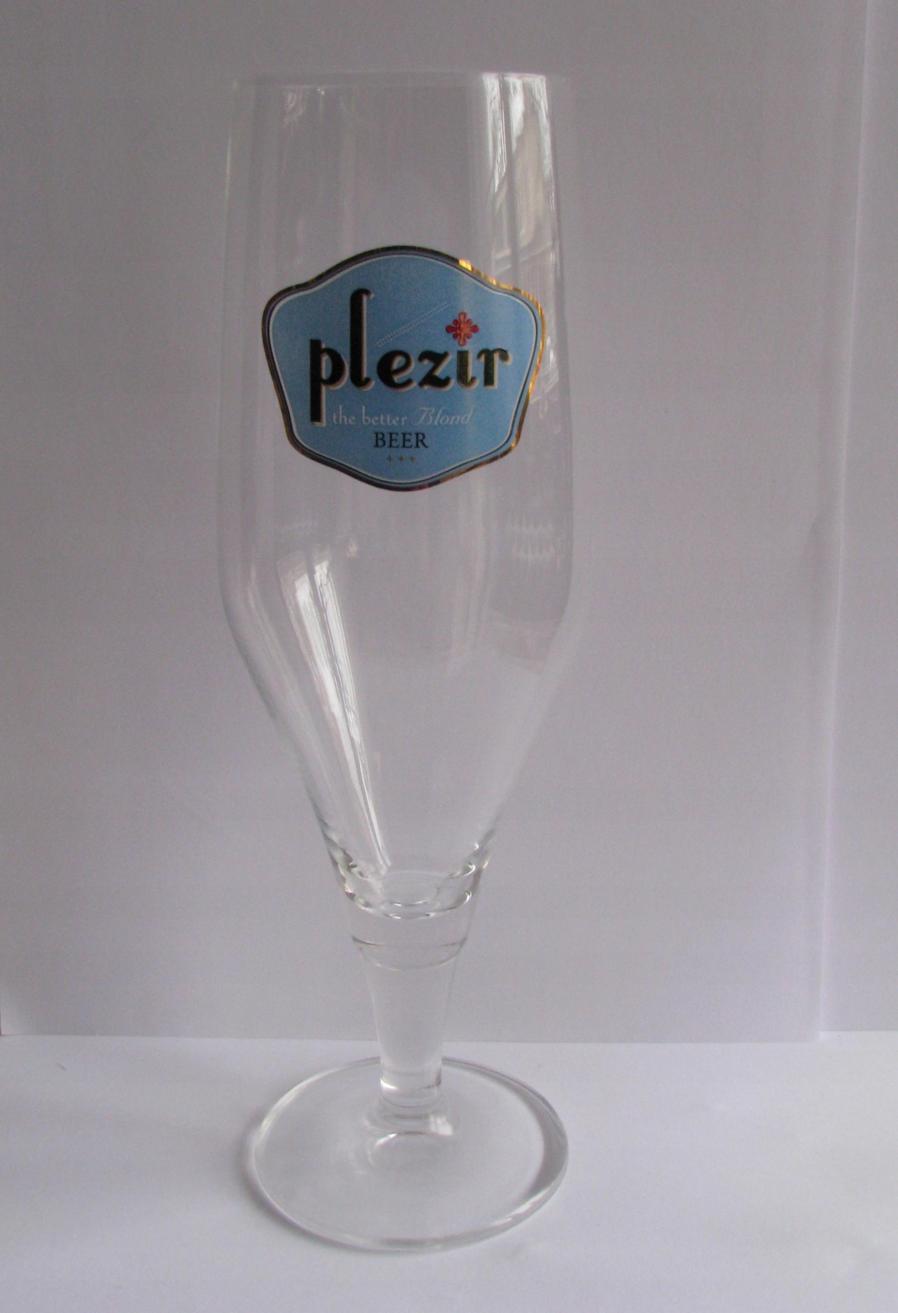 Plezir - pokal 0,33 (Belgia)