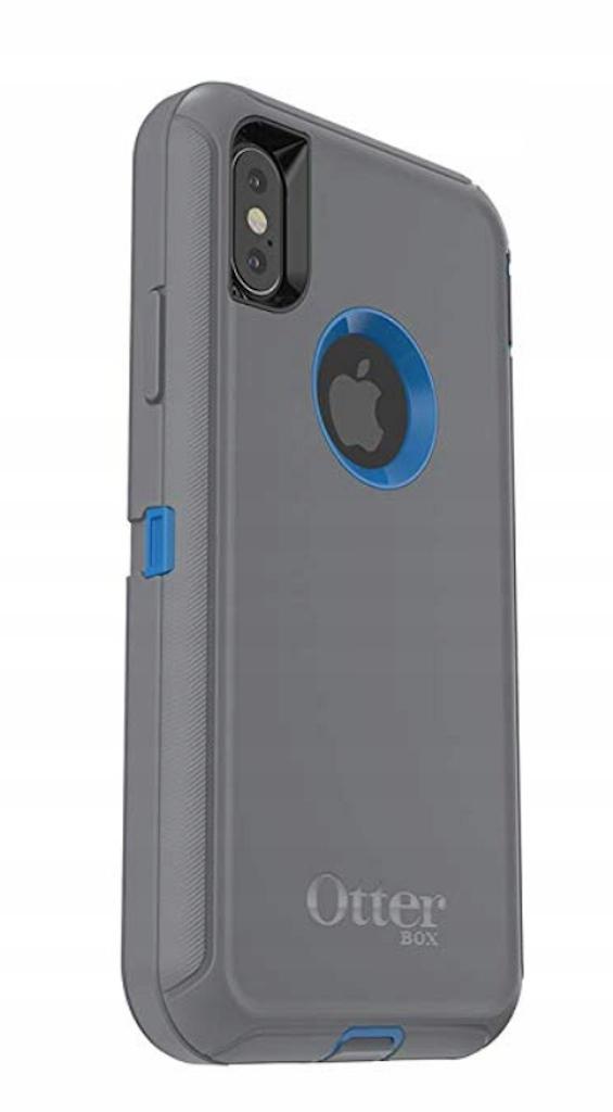 OtterBox Defender etui iPhone Xs /iPhone X (Szary)